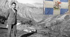 Σαν Σήμερα, 21 Μαΐου 1945 Macedonia, Mount Rushmore, Tapestry, Mountains, Cats, Nature, Painting, Tapestries, Gatos