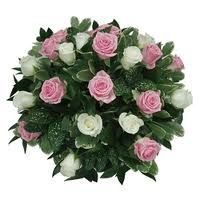 Posy funeral flower