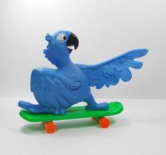 Rio The Movie - Blu - Toy Figure