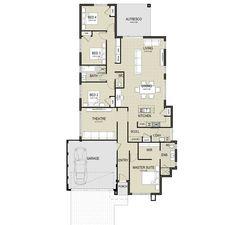 The Lancaster Floor Plan