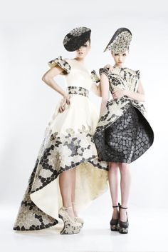 Bella Pietra Collection By Sebastian Gunawan #fashion #designer #couture
