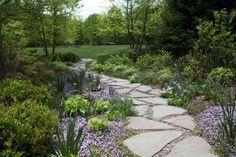 natualized garden