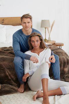 Sleep better with Dagsmejan's sleep enhancing pajamas Best Pajamas, Pajamas Women, Most Comfortable Pajamas, Cotton Pjs, Fibre And Fabric, Sleep Better, Swedish Design, Sleep Shirt, Stay Warm