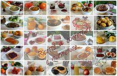 Confetture e marmellate, frutta sciroppata, miele di fichi melassaRicette per preparare confetture e marmellate #gialloblogs #ricetta #foodporn #enyoy #food #good #confetture #ricettebloggerriunite