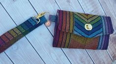 Hey, I found this really awesome Etsy listing at https://www.etsy.com/listing/238463197/woven-wrap-scrap-wallet-deposit-for