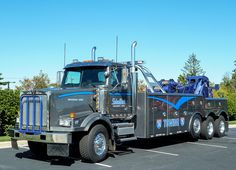 Western Star TOW TRUCK www.TravisBarlow.com Towing Insurance & Auto Transporter Insurance for over 30 years