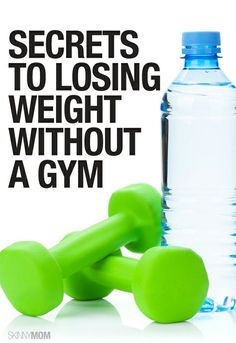 Here are tips to losing weight without going to the gym!