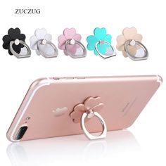 ZUCZUG Universal Phone Ring Holder Stand 360 Degree Luxury Finger Ring Holder For iPhone 7 6 6s Plus iPad Samsung Tablet