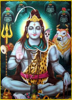 Lord Shiva, is considered as the most powerful and divine among all Hindu gods. ake a look at some of the best Lord Shivji Images here. Lord Shiva Hd Images, Shiva Lord Wallpapers, Shiva Linga, Shiva Shakti, Shiva Art, Hindu Art, Vajrayana Buddhism, Lord Shiva Painting, Lord Murugan