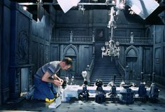 Corpse Bride, is a 2005 stop-motion-animated fantasy film directed by Tim Burton and Mike Johnson.