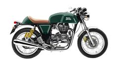 No time to build your own cafe racer? Why not buy a new, modern cafe racer? Check out these cool, new & vintage looking motorcycles with a cafe racer look. Enfield Motorcycle, Enfield Bike, Motorcycle News, Motorcycle Style, Lee Enfield, Classic Motorcycle, Women Motorcycle, Motorcycle Quotes, Biker Style