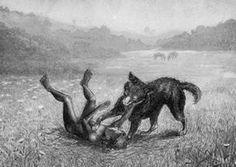 site mythes enfants loups