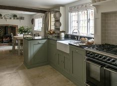 Get the Look for Less: English Cottage – Giani Inc. Small Cottage Interiors, English Cottage Interiors, English Cottage Decorating, English Cottage Kitchens, Small Cottage Kitchen, English Cottages, Small English Cottage, English Farmhouse, Farm Cottage