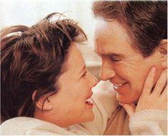 Warren Beatty & Annette Bening, married since 1992
