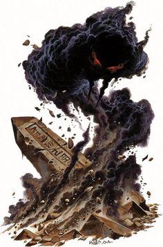 Void wraith