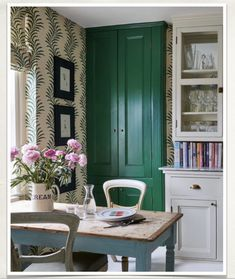 Best Interior Design, Interior Design Inspiration, Interior Styling, Mad About The House, Living Etc, Monday Inspiration, Colour Inspiration, The Door Is Open, White Doors