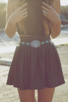 I kinda love this, but I might change up the belt a bit :)