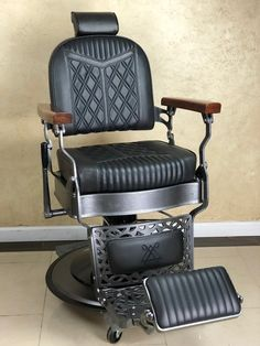 Barber Chairs, Furniture, and Barber Shop Interior, Barber Shop Decor, Barber Accessories, Best Barber Shop, Barber Equipment, Barber Apron, Salon Furniture, Wood Furniture, Barbershop Design