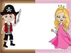 Necesito ideas para una fiesta de princesas y piratas - FIESTAIDEAS.com