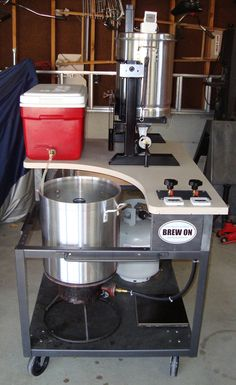5 Gallon Brew Rig - Now with DIY Tippy Dump! - Home Brew Forums