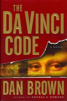The Da Vinci Code is a 2003 mystery-detective novel written by Dan Brown. The title of the novel refers to, among other things, the fact that the murder victim is found in the Grand Gallery of the Louvre, naked and posed like Leonardo da Vinci's famous drawing, the Vitruvian Man, with a cryptic message written beside his body and a pentagram drawn on his chest in his own blood.