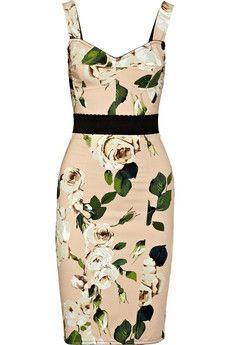 Perfekt für den Frühlingstyp! | Farb- und Stilberatung www.insachenstil.de | Dolce & Gabbana