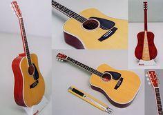 how to: papercraft guitar