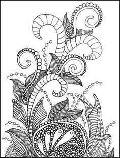 I need to start doodleing again. Believe it or not someone has copyrighted doodling. They're calling it 'Zentangle'. Cool looking though!