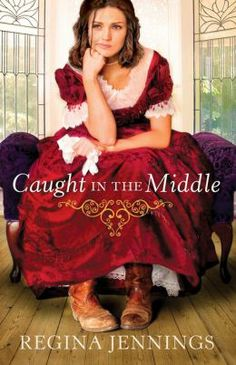 TBCN will be featuring Regina Jennings new book CAUGHT IN THE MIDDLE LOVE the cover - & Book giving away in APRIL http://www.psalm516.blogspot.com/2014/01/april-showers-of-books-at-tbcn-plus.html