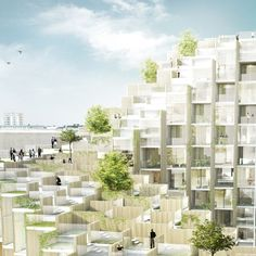 This week Norway destroyed fake Danish chairs and BIG unveiled plant-covered housing