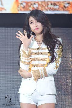 T-ARA Jiyeon live