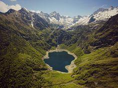 lac d'Oo Bagnière de Luchon