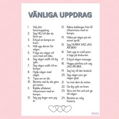 Snurra lyckohjulet och utför uppdraget kopplat till siffran. Educational Activities For Kids, Teaching Activities, Teaching Resources, Learn Swedish, Swedish Language, Job Quotes, Learn English Grammar, Adhd And Autism, Teacher Education
