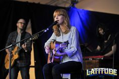 Lucy Rose performs at Latitude Festival 2012 - 15/07/12