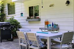 Outdoor Makeover Challenge: The big reveal!