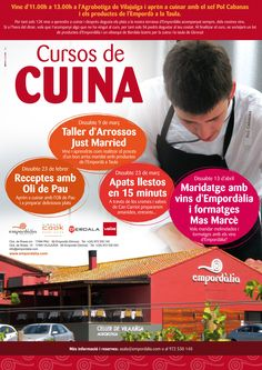 cursos-cuina.jpg (2480×3507) per @empordalia1 #lescalaresort #costabrava