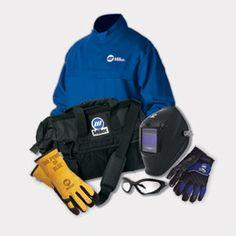 Miller - Welding Helmets & Welder Safety Equipment and Clothing - Performance Pak