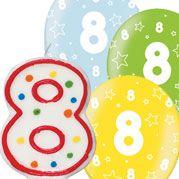 8e Verjaardagsfeest