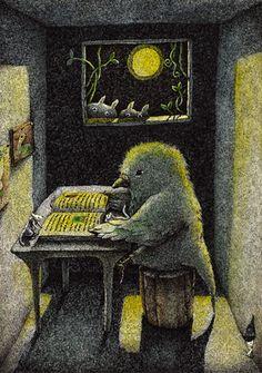 Reading Room by Hiromi Nishizaka