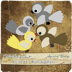 Digital Scrapbooking Tutorials for the Perfect Digital Scrapbook Art N Craft, Craft Work, Diy Arts And Crafts, Diy Crafts, Art For Kids, Crafts For Kids, Bird Template, Origami, Puppet Crafts