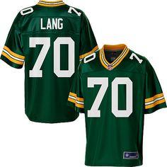 Wholesale nfl Green Bay Packers T.J. Lang Jerseys