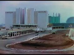 Incredible TechniColor video of the 1934 World's Fair in Chicago. Look at the buildings! Love the art deco architecture.