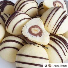 Best Christmas Cookies, Holiday Cookies, Cookie Desserts, Cookie Recipes, Turkish Recipes, Food Humor, Diy Food, Sweet Recipes, Food To Make