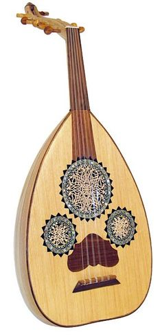 Lady Fingers...this is a beautiful Lebanese instrument and a good symbol for Braden's Lebanese side. Oud - String-Stringed Instruments / Intrumentos de Cuerdas