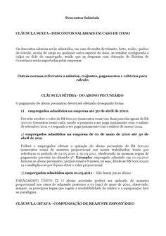 CONVENÇÃO COLETIVA DE TRABALHO 2011/2012 ... - Sindicarga