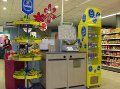 Chiquita Freshboard traditional in Belgian Supermarket