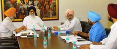 Punjab Chief Minister Parkash Singh Badal approved Rs. 750 crore project for repair and strengthening of 6500 kilometer link roads in the state. Chief Minister also reviewed the ongoing Rs. 1115 crore project of strengthening of road infrastructure of 7825 kilometers link road and directed the authorities concerned to accomplish this project before 30 June.  #AkalisforPunjab   #AkalisDelivered   #AkalisCommitted   #PunjabBestinRoads
