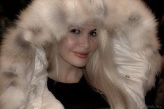 coat with fox