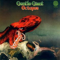 Octopus [Steven Wilson Remix] [Digipak] by Gentle Giant (CD, Alucard) for sale online Alucard, Lp Cover, Cover Pics, Cover Art, Cover Picture, Steven Wilson, Roger Dean, Mix Cd, Rock Album Covers
