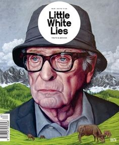 Magazine cover inspiration | Little White Lies.